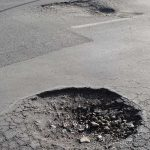 Pothole Repairs company in Harperley
