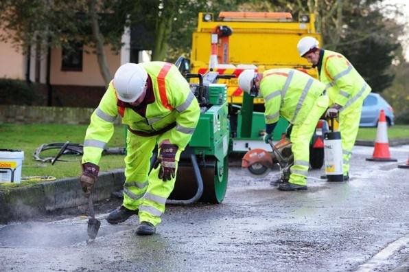 Durham Pothole Repairs