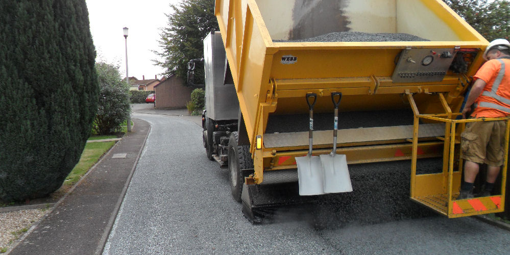 surface dressing services New Brancepeth