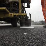 Surface Dressing near Hetton-le-Hole