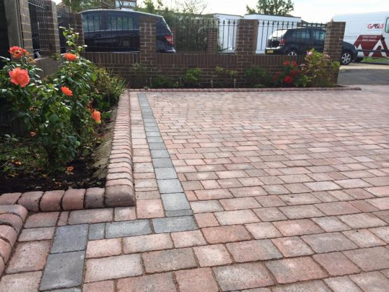 Block Paving Driveways Gosforth