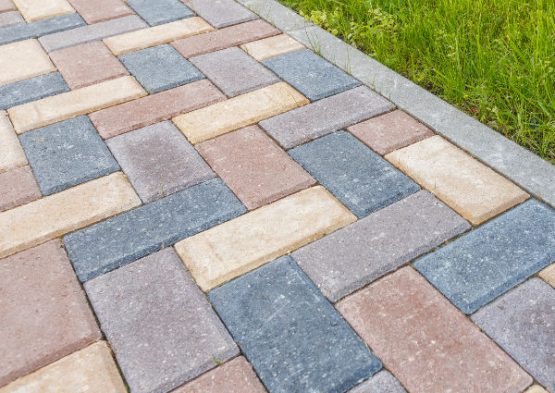 Block Paving Driveway near Seal Sands